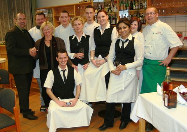 Tourismusschule for Koch und kellner